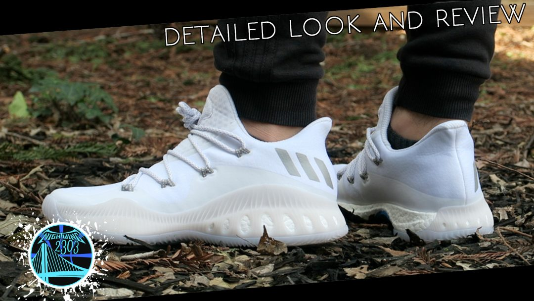 competitive price 859ac 112b9 adidas Crazy Explosive Low Detailed Look and Review - WearT