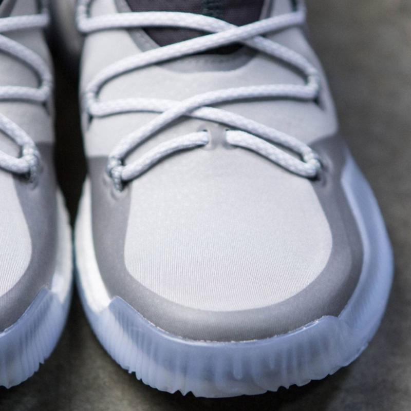 Adidas pazzo esplosivo basso grey 3 weartesters