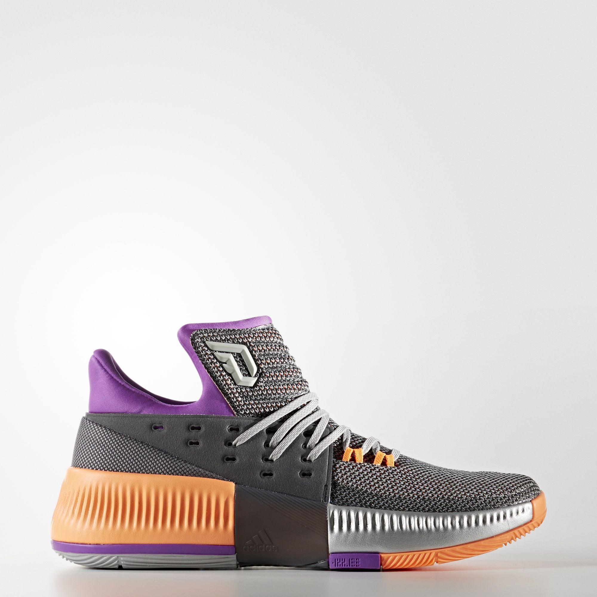 buy online 7b1ac 71e21 ... australia orange uk official online shop adidas dame 3 all star 1 2d49b  4c0ba