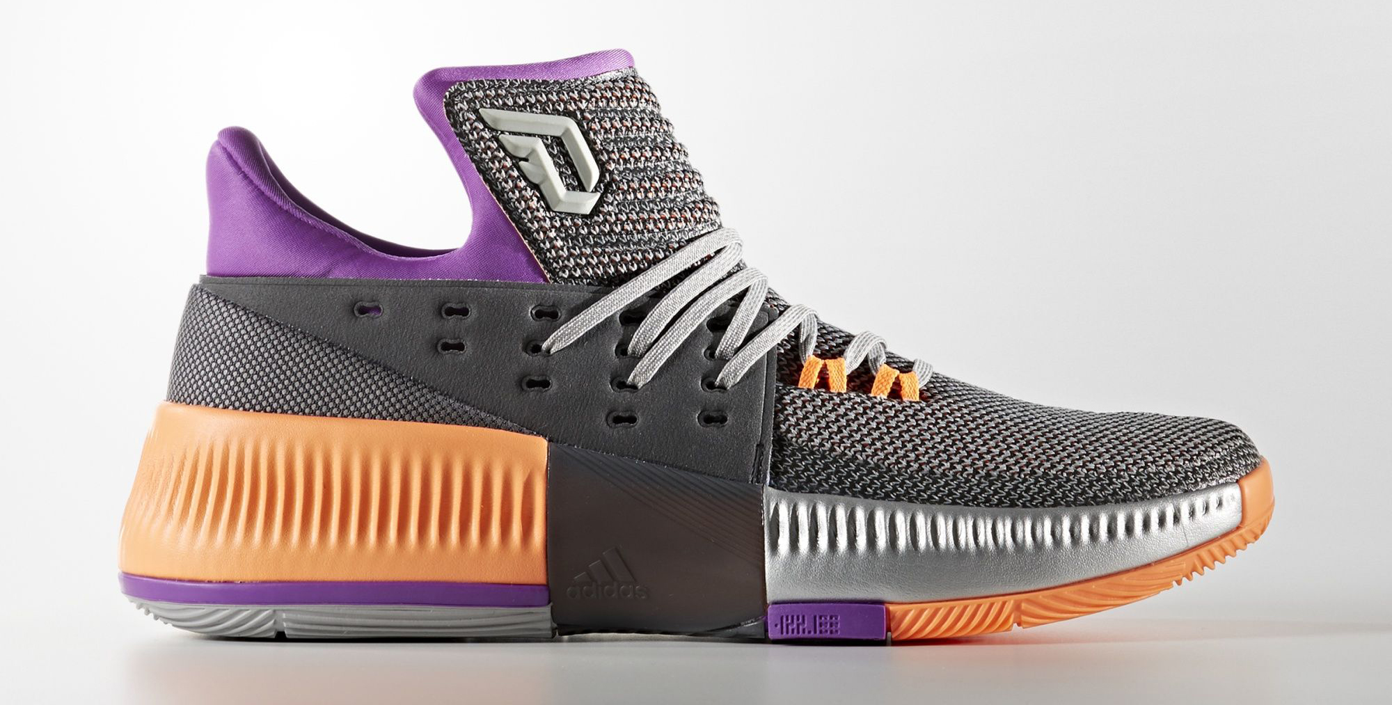 Collection adidas Dame 3 D Lillard 3