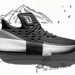 The Grey adidas Dame 3 'Wasatch Front' is Available Now
