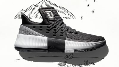 san francisco 56be1 86546 ... best the grey adidas dame 3 wasatch front is available now damian  lillards 43755 f1910