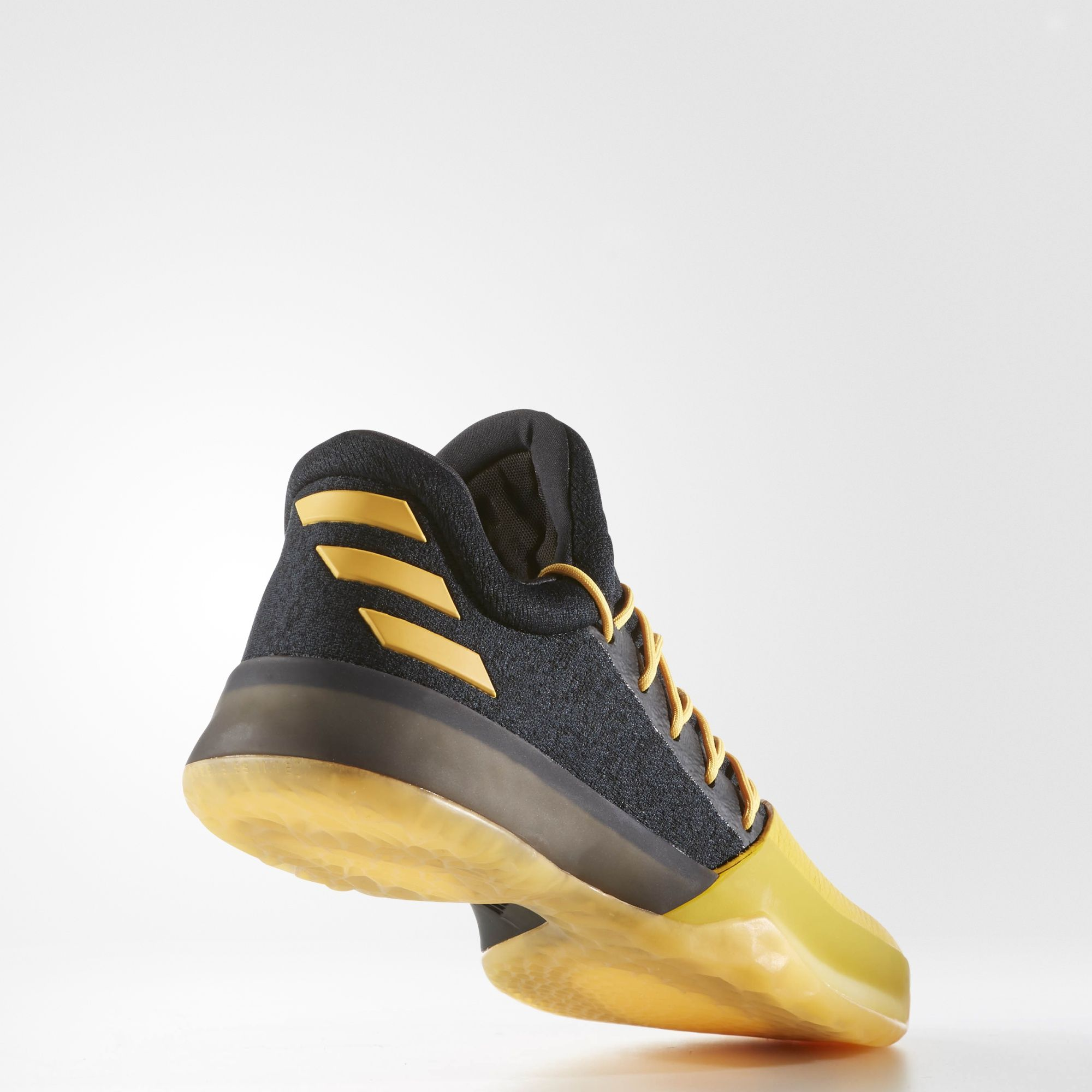 Adidas Endurecen Vol 1 Amarillo Negro tp64A
