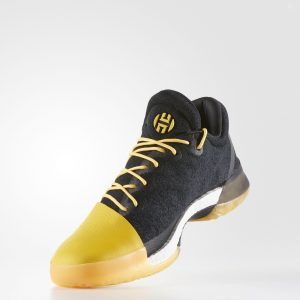 new concept f9470 5d3d4 1 fear the fork black and yellow for sale d5eab c7df8  denmark adidas  harden vol. 1 blackyellow 3 0a782 315b6