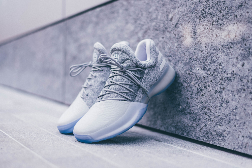 adidas Unveils the Harden Vol. 1 'Grayvy' - WearTesters