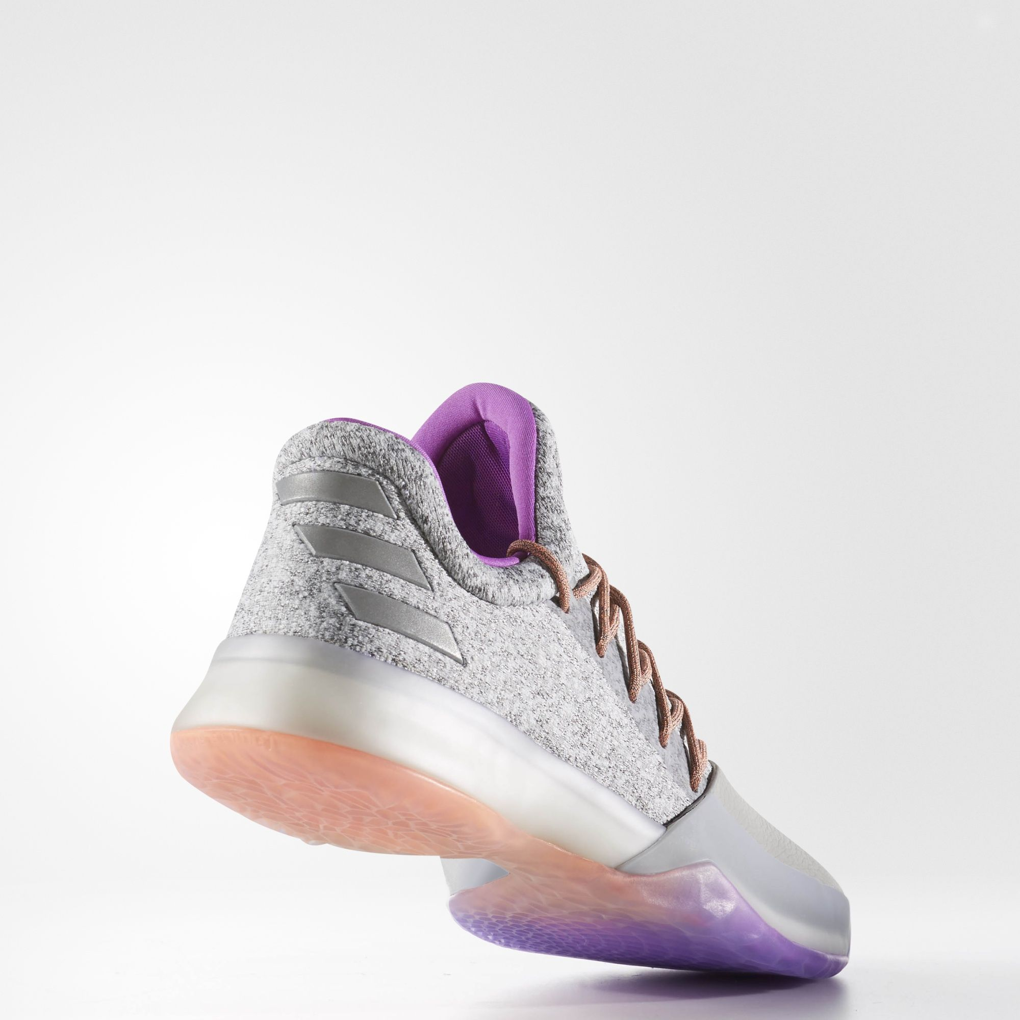 1 No Brakes is Available Now - WearTe Made In Japan New Adidas Harden Vol. 1  Mens Easter Purple Basketball ...