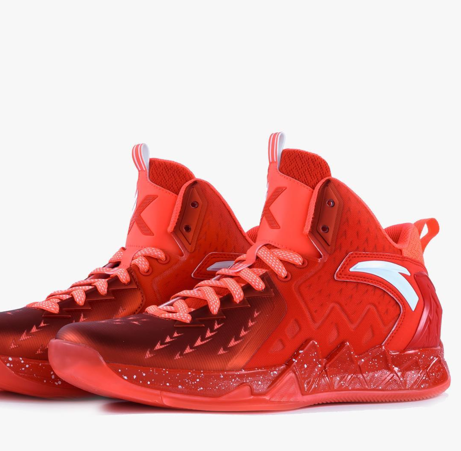 The ANTA KT2 'Code Red' Players Edition