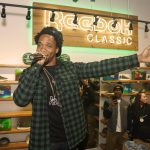 Sneaker Politics Hosts Curren$y for ASW to Drop the Jet Life Club C 85
