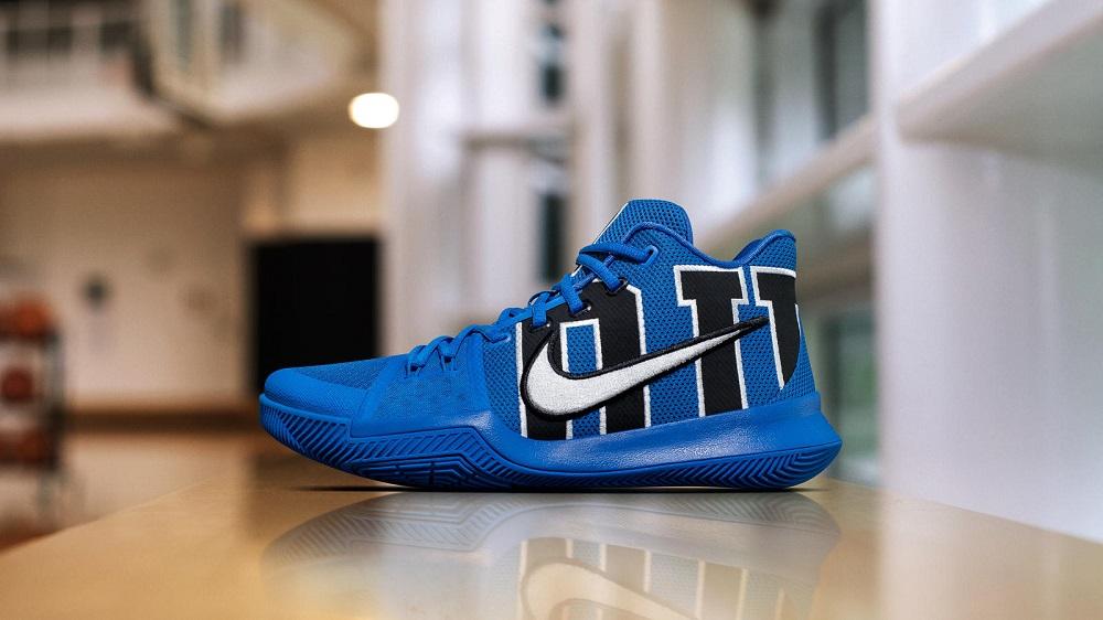 separation shoes 3e430 d4044 Nike Kyrie 3 White Blue Black  duke kyrie 3 1 .
