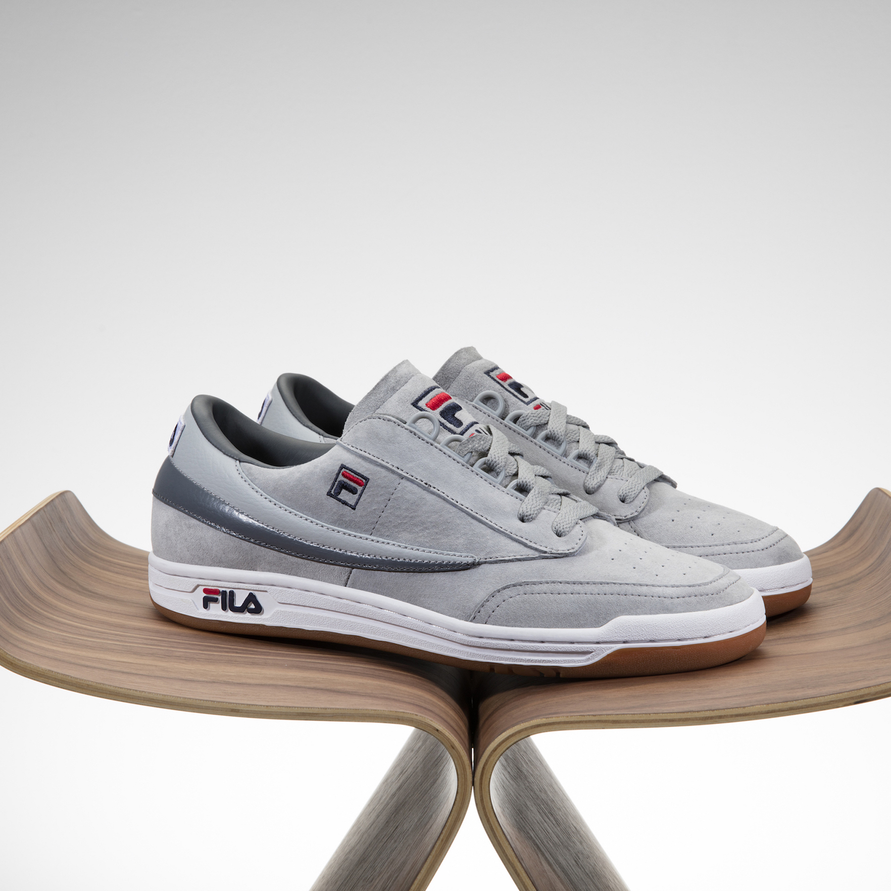 fila original tennis concrete gum pack 1