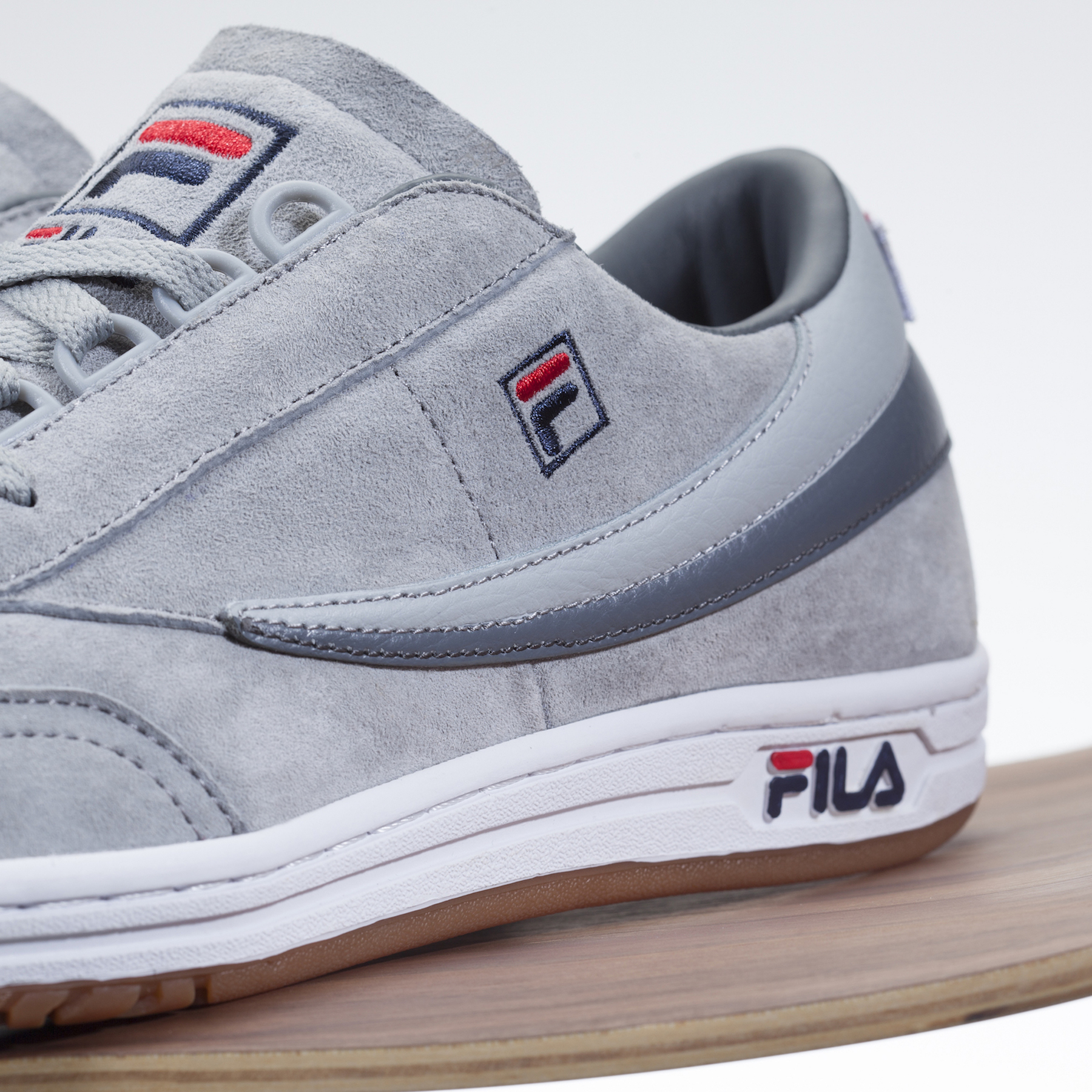 fila original tennis concrete gum pack 3