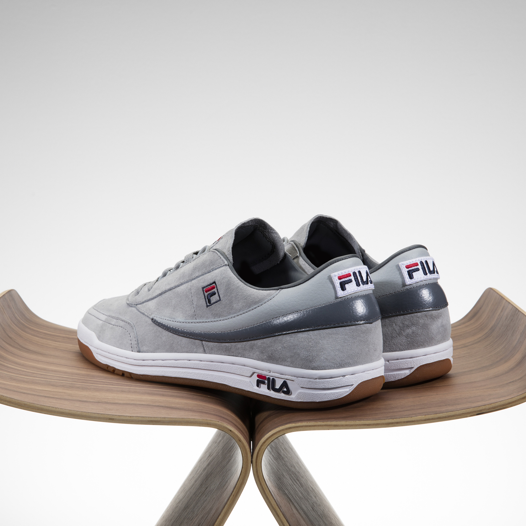 fila original tennis concrete gum pack 4