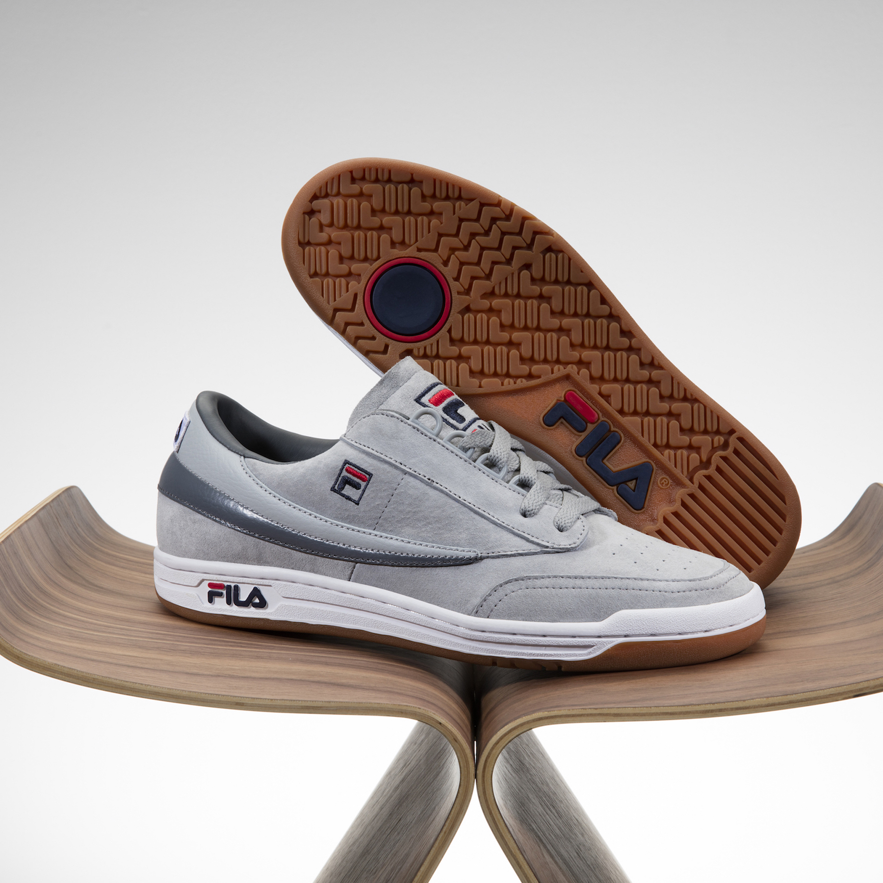 fila original tennis concrete gum pack 5