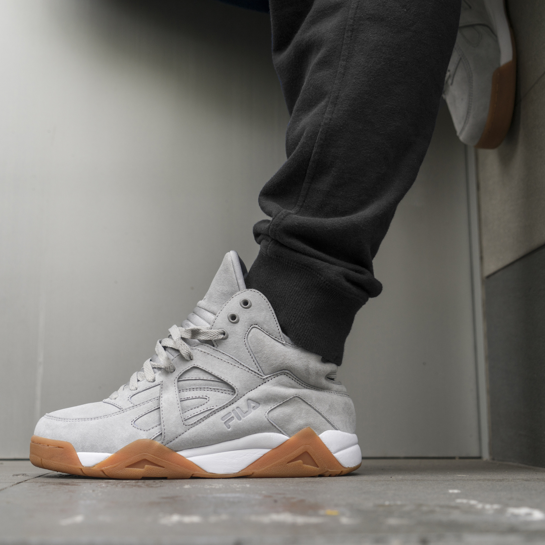 fila the cage concrete gum pack 1