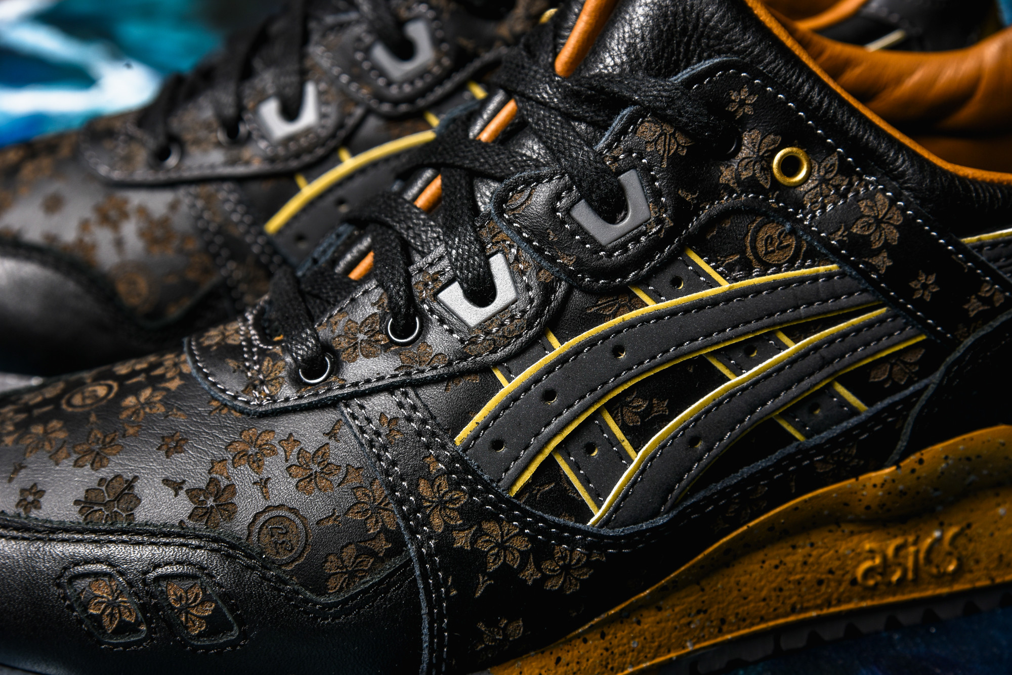 outlet store bcee1 1ae5e ASICS x The Limited Edt Gel-Lyte III Vanda Kuro 2 - WearTesters