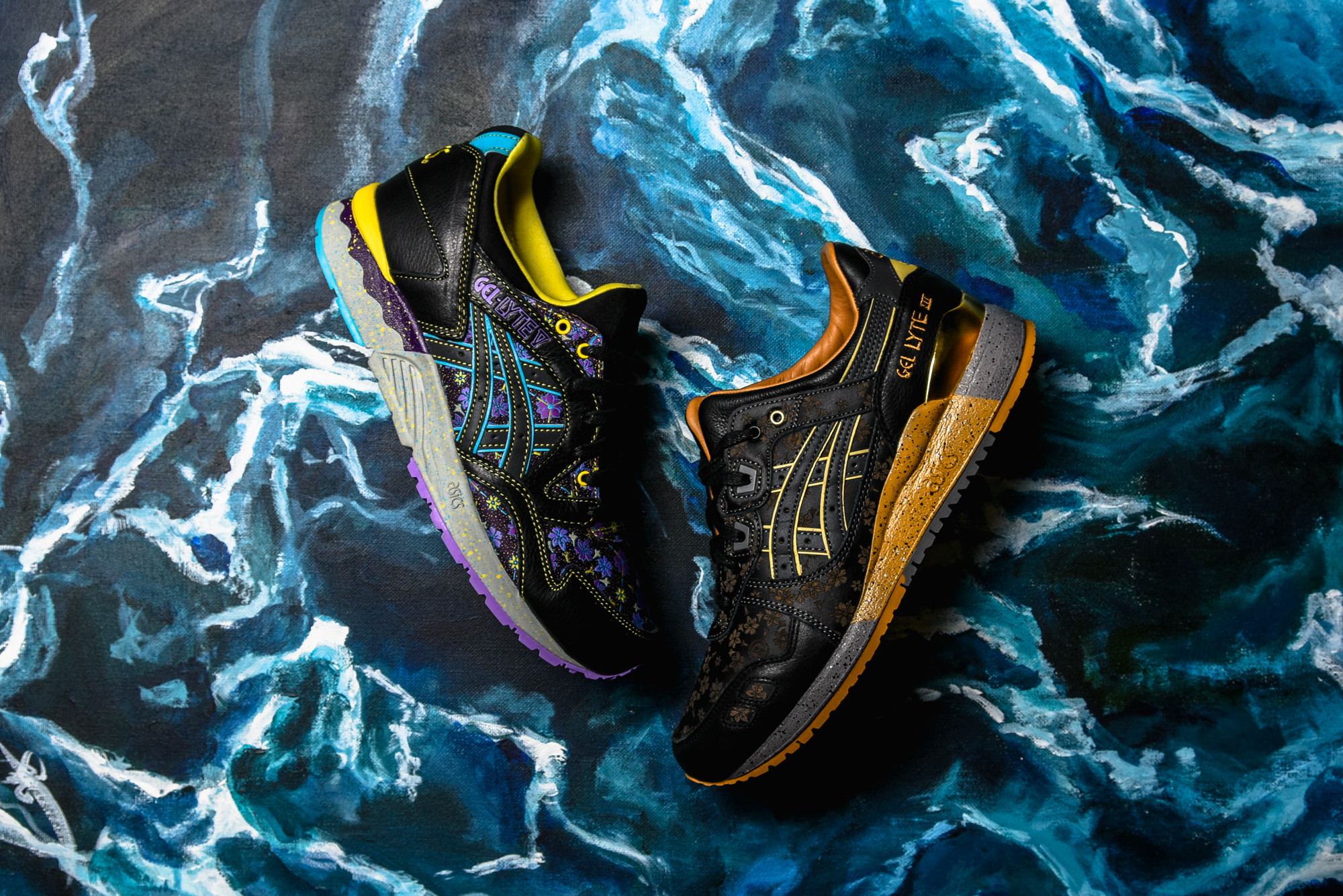 reputable site ad97d 7b7a3 Limited EDT Releases Two Asics Inspired by the Vanda Miss ...