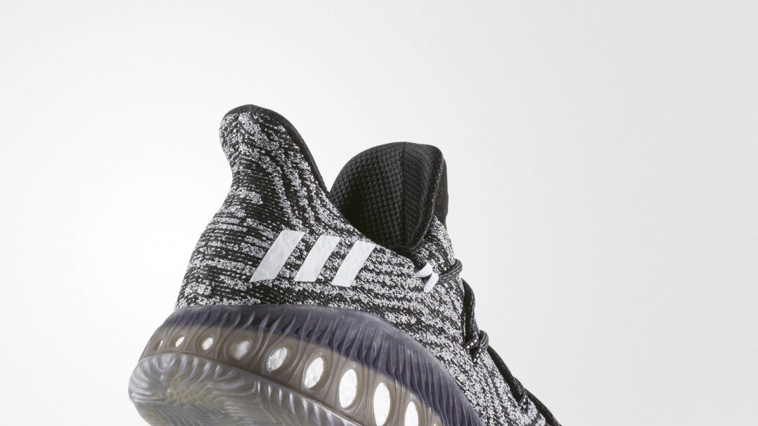 Adidas Crazy Explosive Low - AW - Lateral Angle