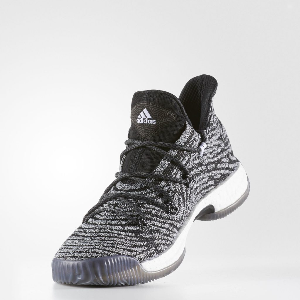 Adidas Crazy Explosive Low - AW - Medial Angle