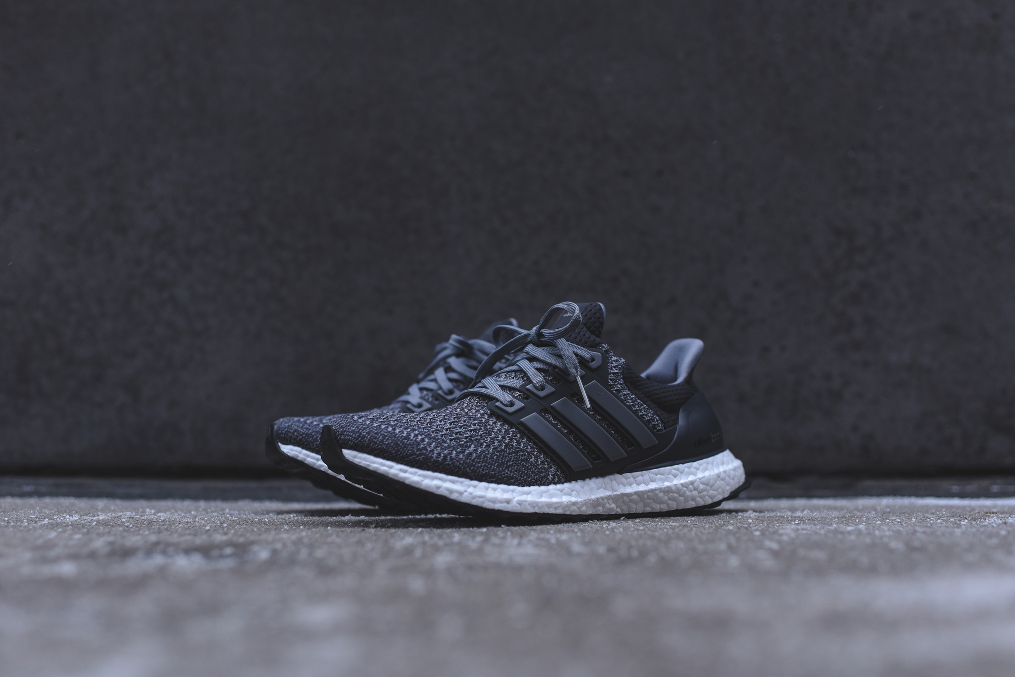 Adidas Ultra Boost 3.0 Reigning Champ Gray