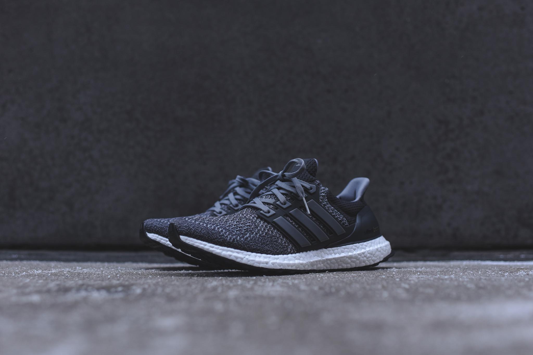adidas Ultra Boost 3.0 BlackGrey