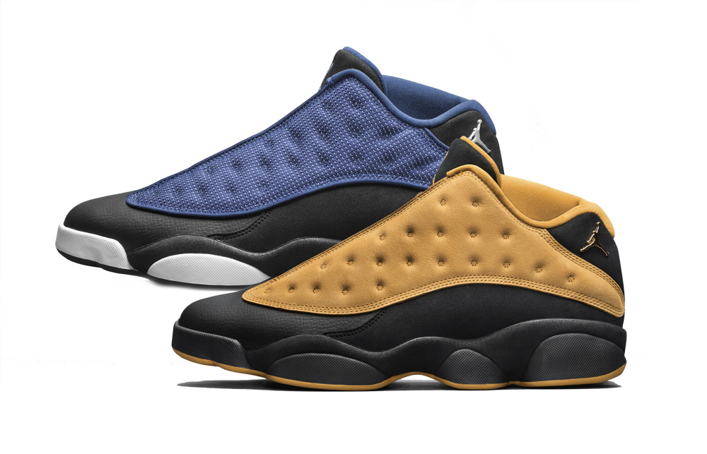 "purchase cheap ab8fe 13adb ... Jordan Brand   Kicks On Court ... The Air Jordan 13 Low ""Brave Blue"" is  currently scheduled ..."