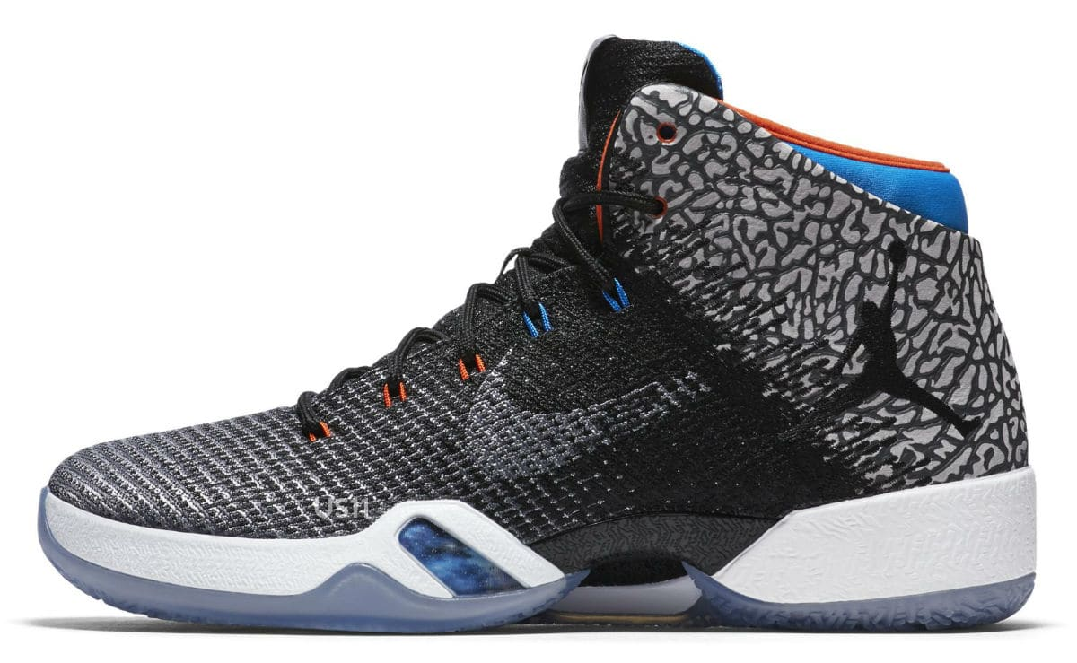 There is An Air Jordan XXXI Russell Westbrook 'Why Not ...