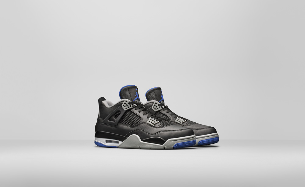 timeless design e2c09 227dd Jordan Brand Unveils the Air Jordan 4 Retro 'Alternate ...