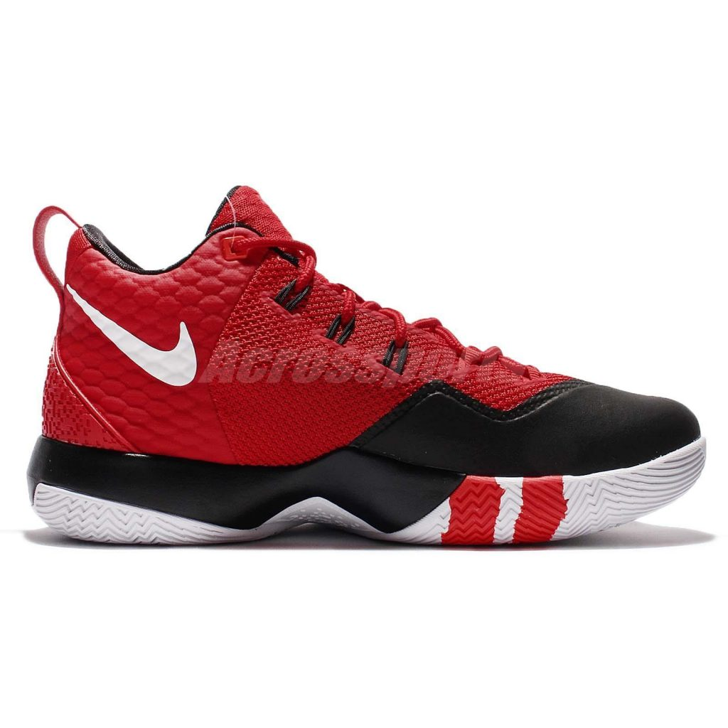 promo code 97df5 6fea2 ... discount red mens basketball shoes nike zoom lebron ambassador 9  redblack 73596 a136a