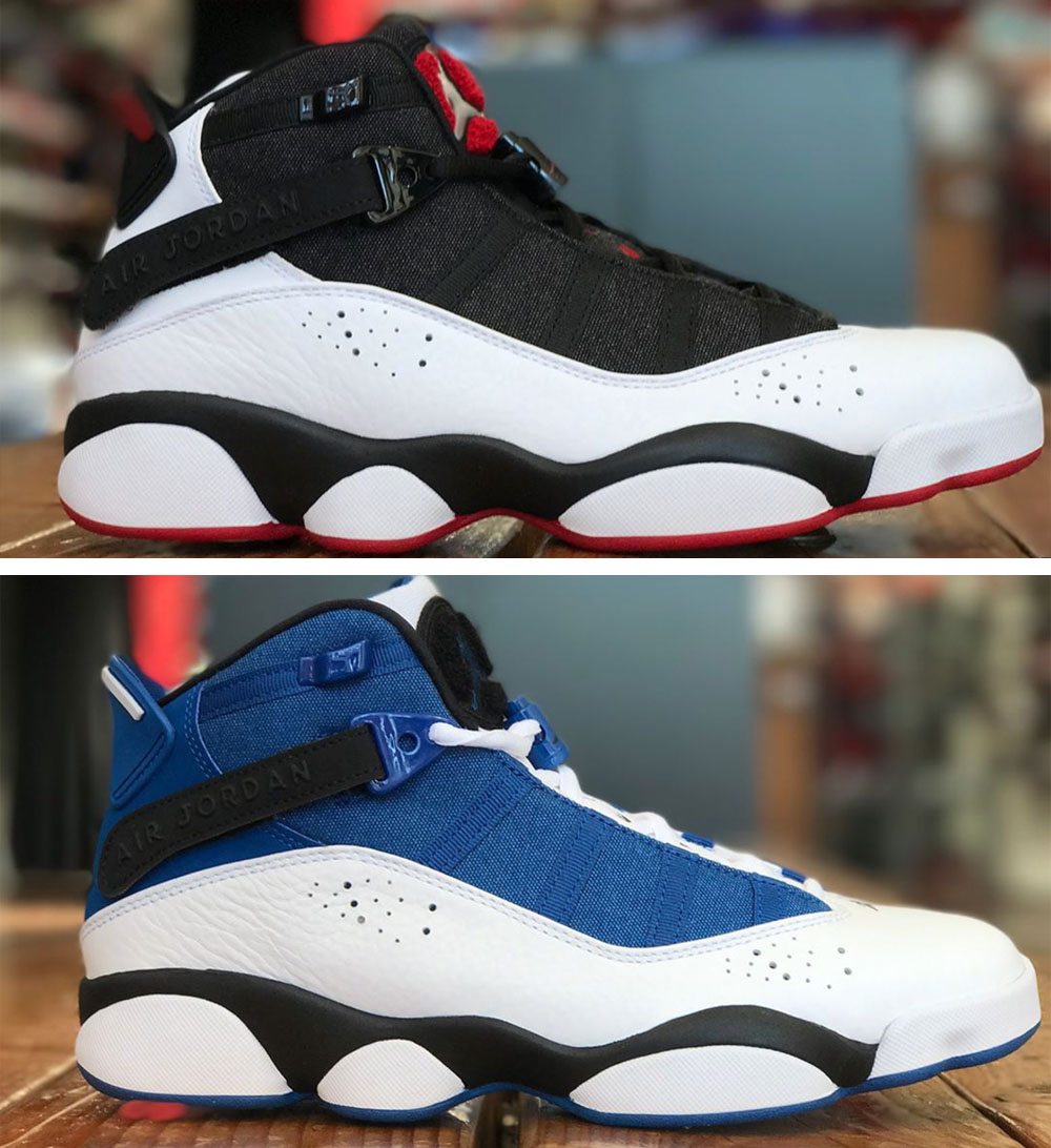 The Jordan 6 Rings are Back - WearTesters