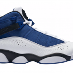 The Jordan 6 Rings is Available Now in Team Royal