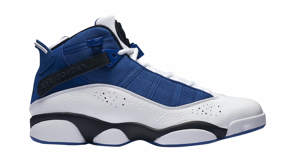 new styles dbd55 a9eb7 The Jordan 6 Rings is Available Now in Team Royal - WearTesters
