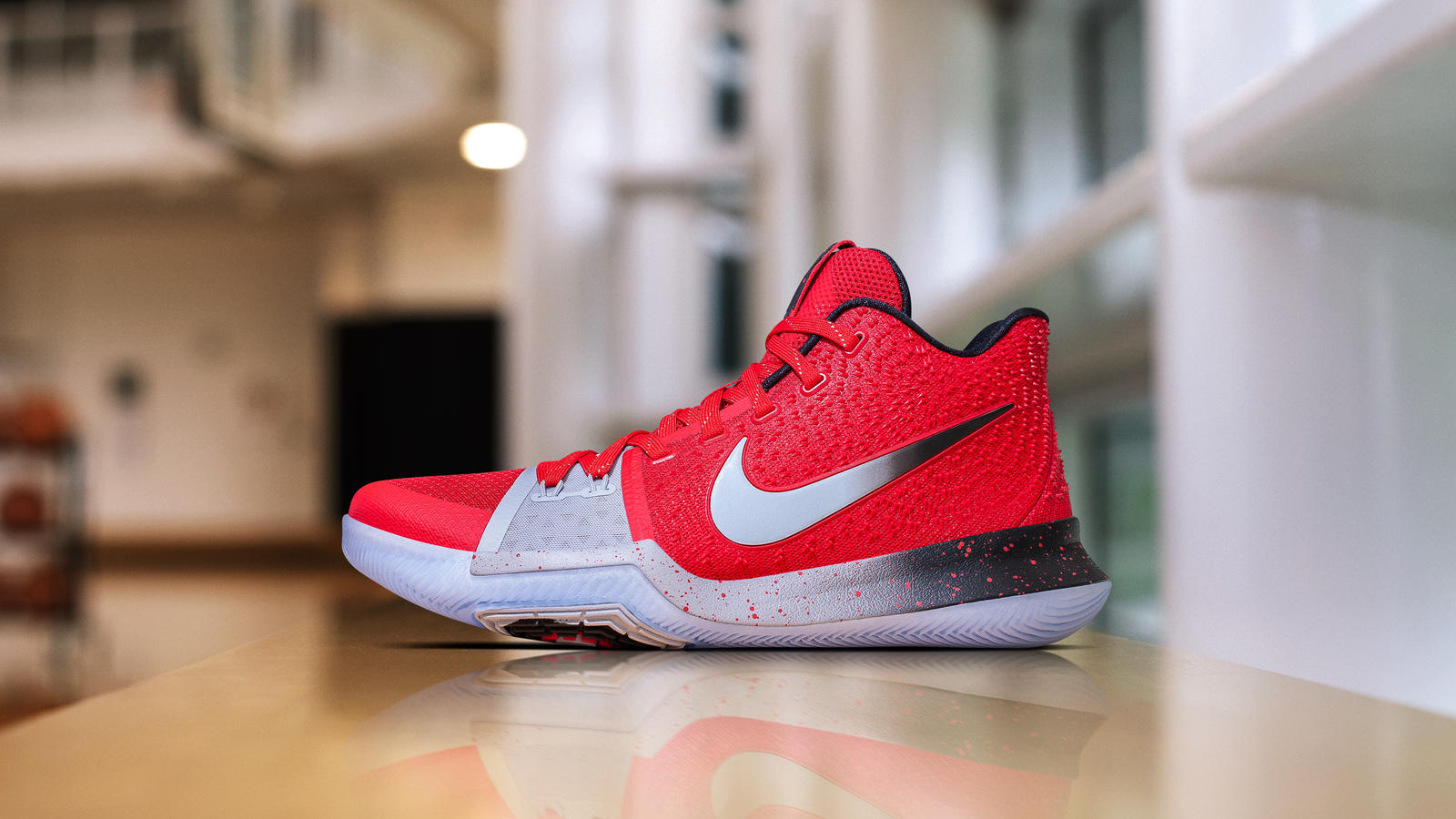 super popular 1d938 6ee3b New Nike Kyrie 3 PE - That Means You Can't Get It - WearTesters