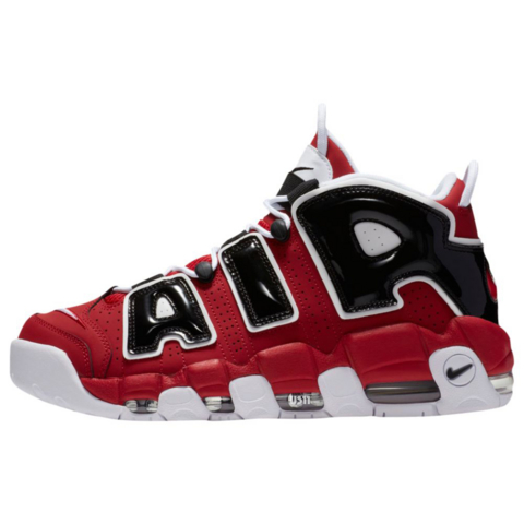 ... about the Nike Air More Uptempo 'Hoop Pack' coming out in the States  all these years later. Is it something of a grail or is it too little too  late?