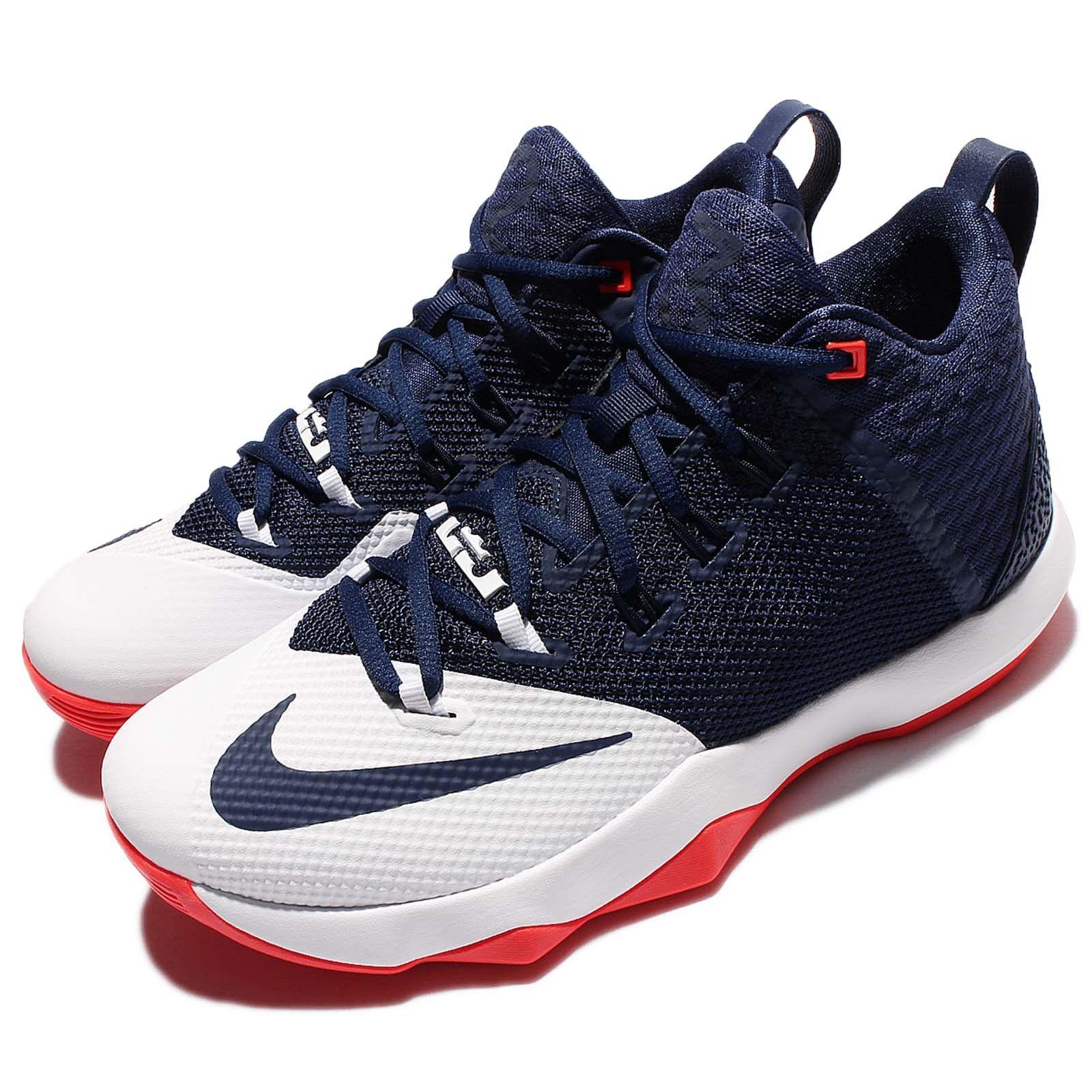 The Nike Zoom LeBron Ambassador IX Gets