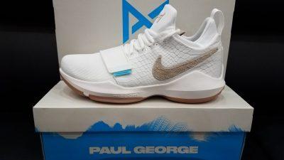 Nike PG 1 'Ivory' 1