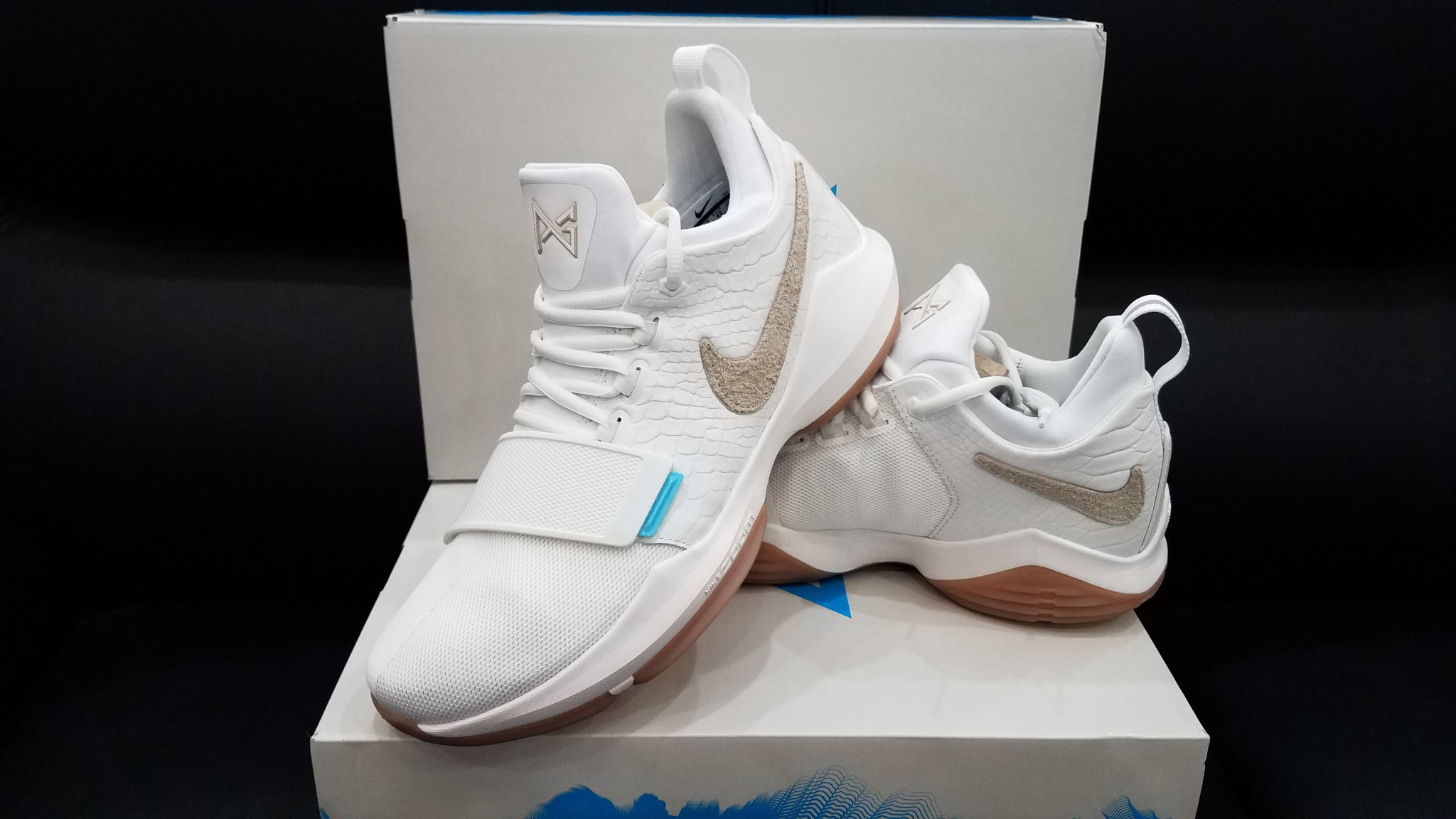 on sale 739b4 f9837 Nike PG 1 'Ivory' Expected to Launch on April 6 - WearTesters