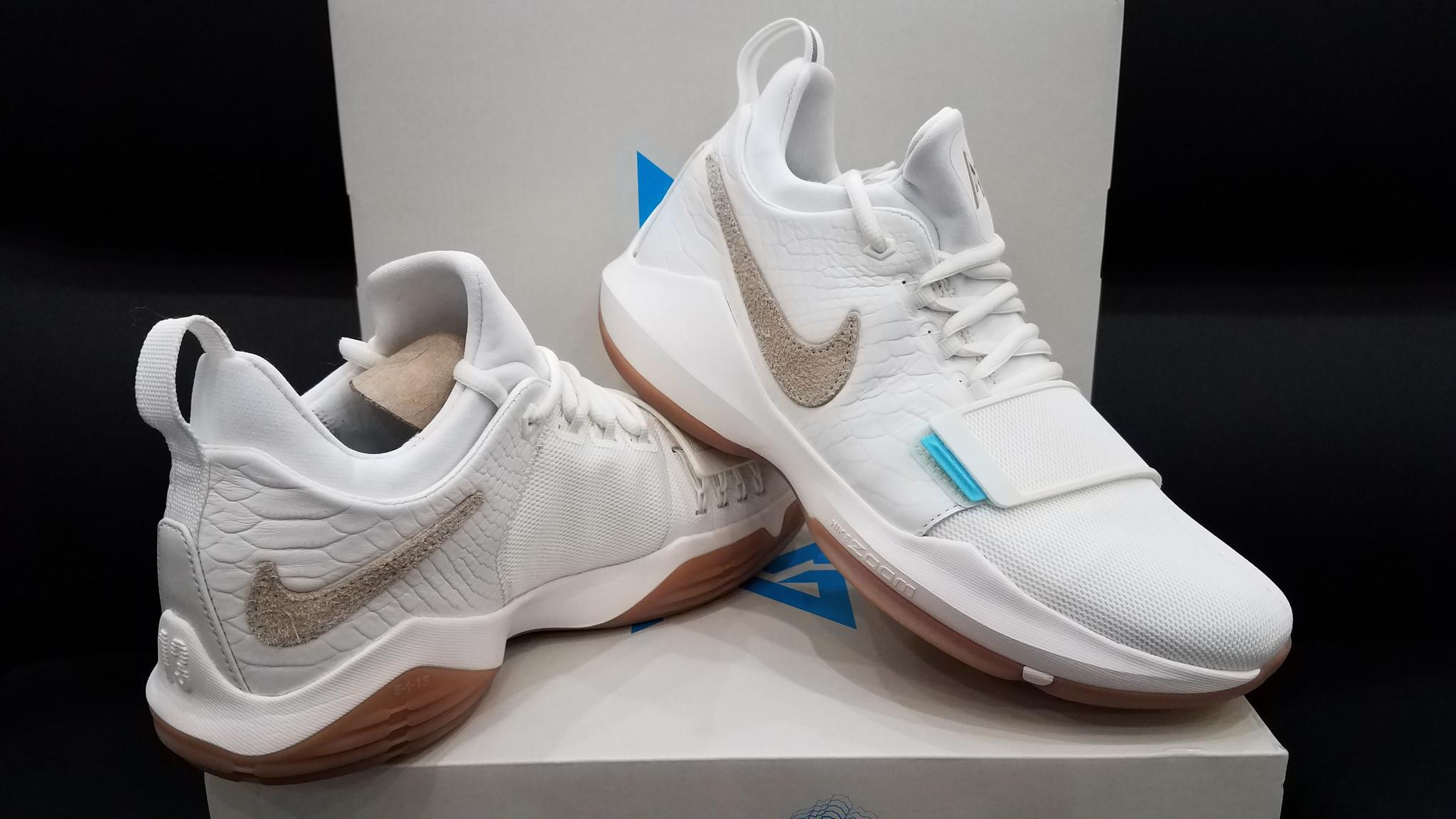 Nike PG 1 'Ivory' 3