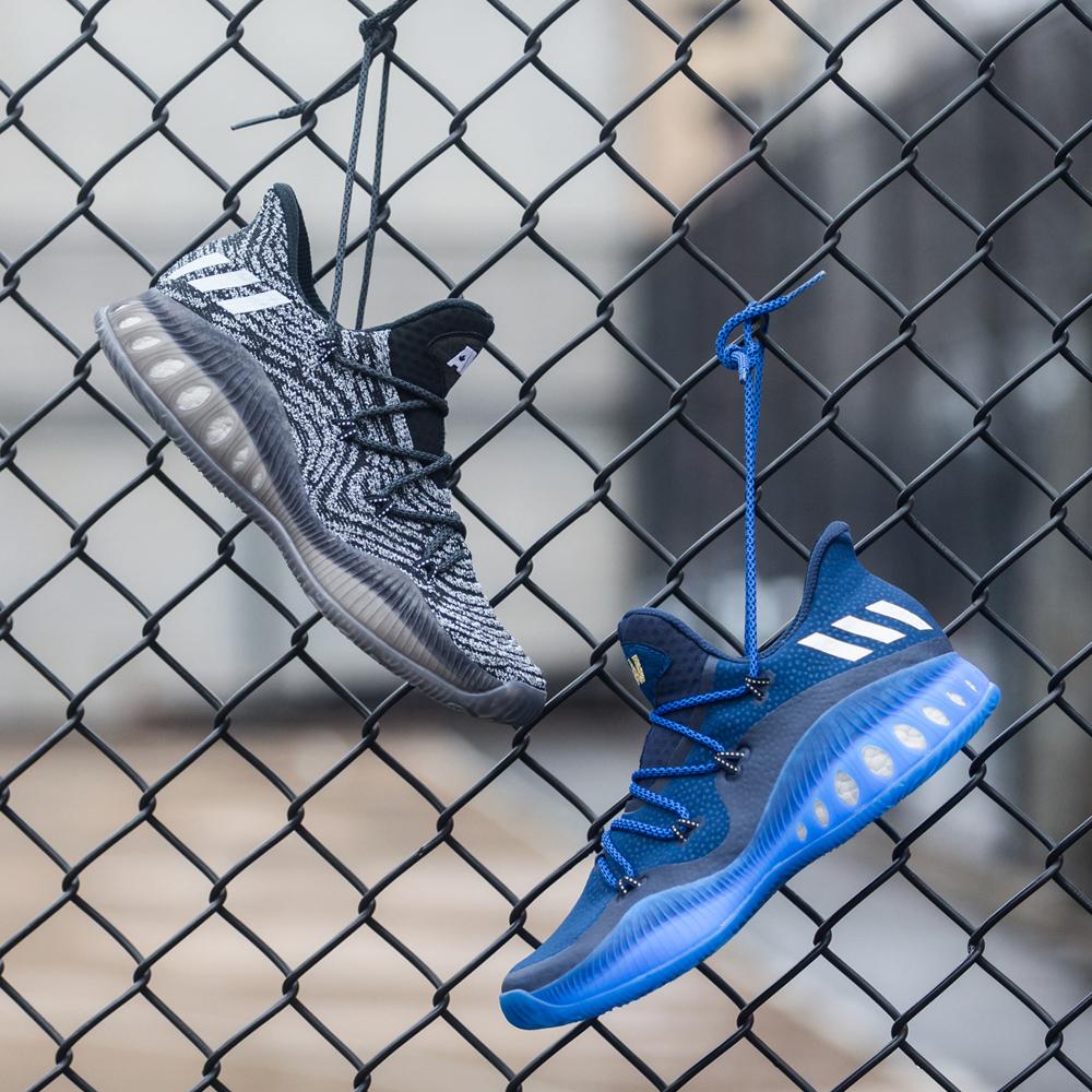 adidas Crazy Explosive Low Andrew Wiggins PE Thumbnail