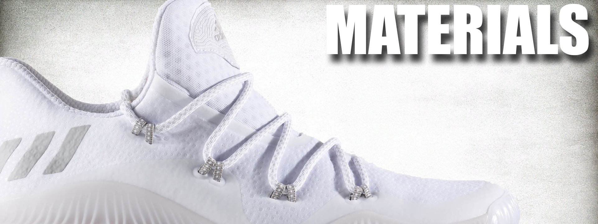 adidas Crazy Explosive Low Performance Review Materials