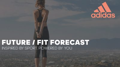 adidas Digital Sports future fit forecast 1