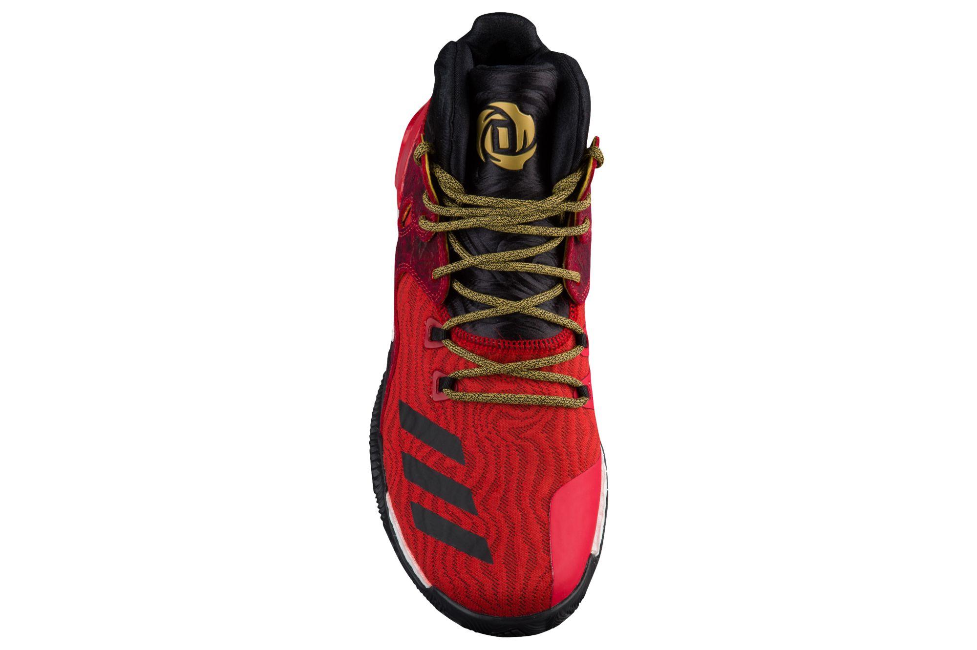 adidas d rose gold