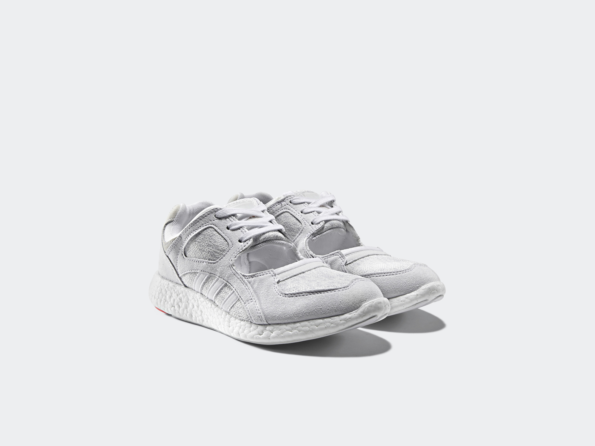 adidas EQT Cushion 93 Primeknit Shoes White adidas Regional