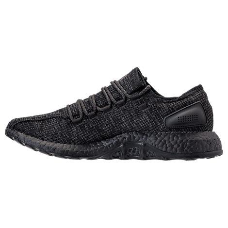 Triple Black adidas PureBoost LTD
