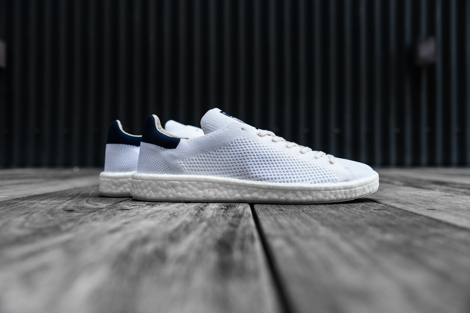 the latest 09420 c8c14 adidas stan smith knit boost