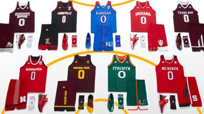 adidas create yours 2017 ncaa uniforms women