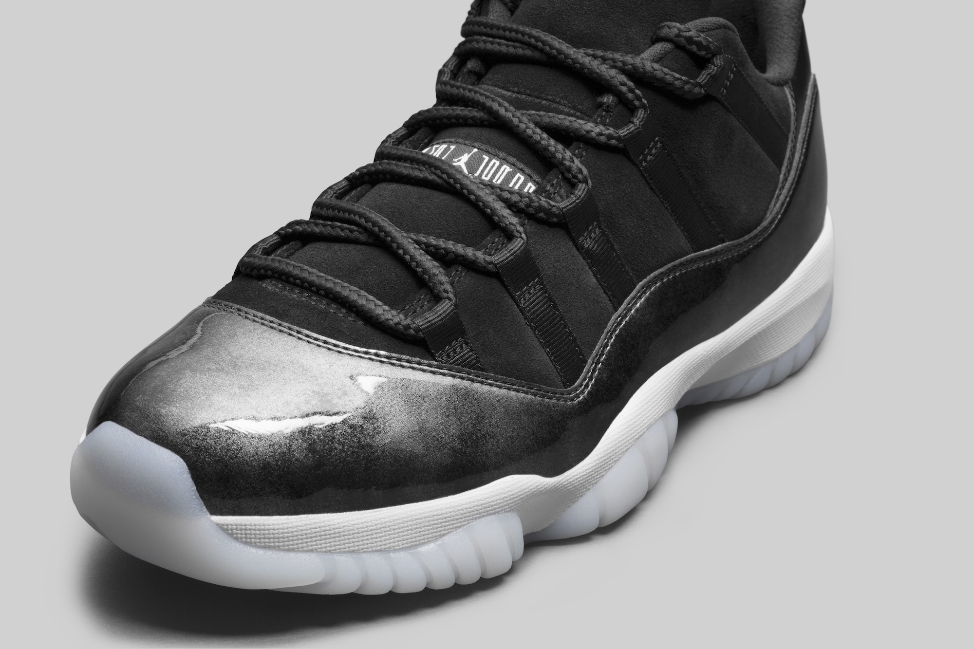 JB Unveils an Air Jordan XI Retro Low in Black Suede for Summer - WearTesters