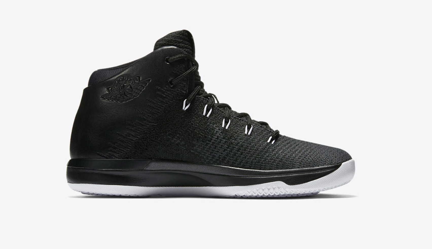 the air jordan xxxi 39 black cat 39 is available now weartesters. Black Bedroom Furniture Sets. Home Design Ideas