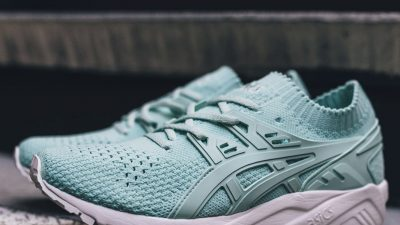asics gel kayano trainer knit low 5