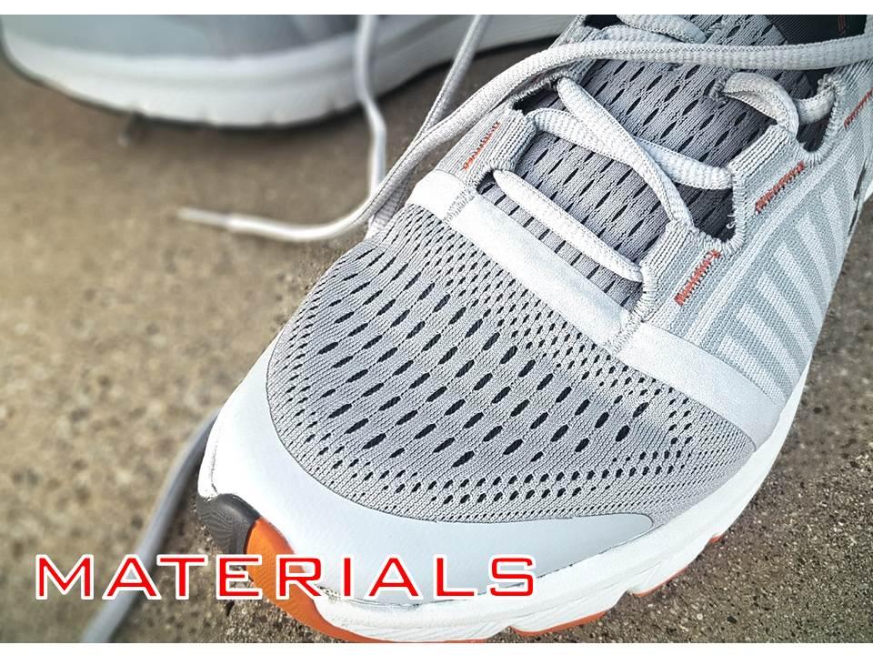under armour speedform gemini 3 materials