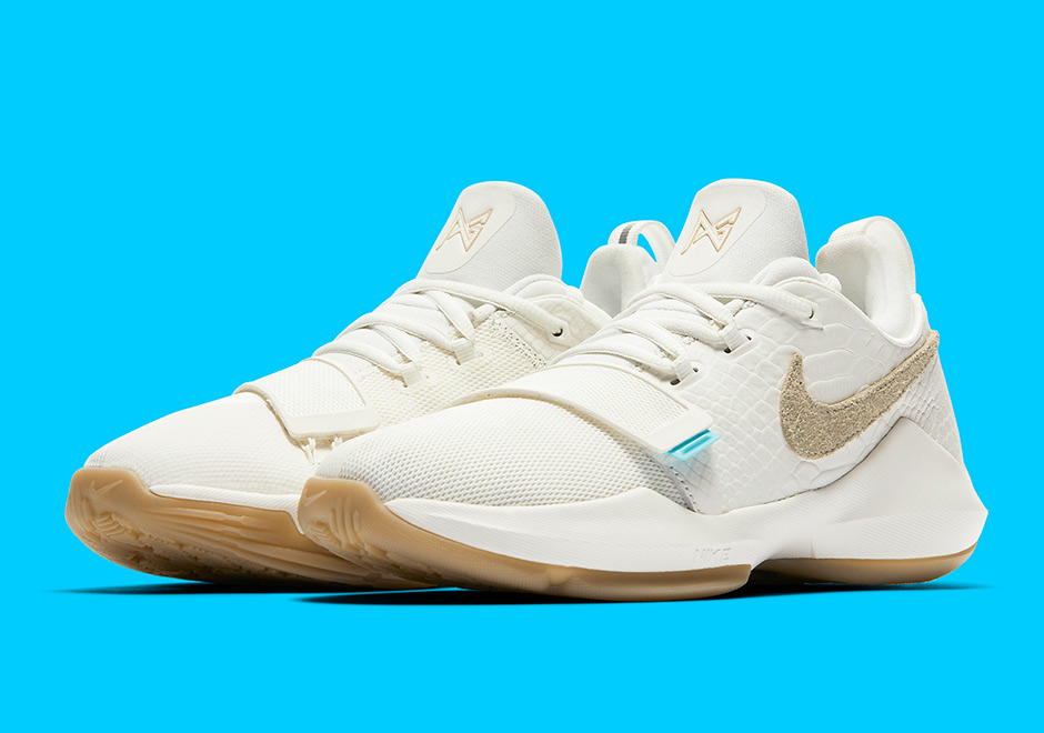The Nike PG1 'Ivory' Set to Debut